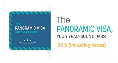 Panoramic Visa